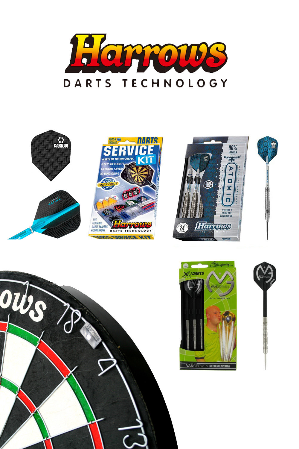 Harrows darts