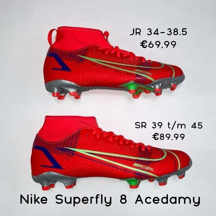 Nike-Superfly8rood